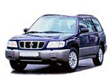 Forester (SF) (1997-2002)